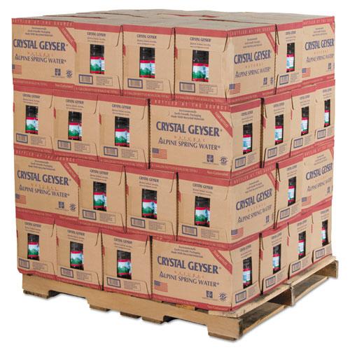 Alpine Spring Water, 1 Gal Bottle, 6/Case, 48 Cases/Pallet. Picture 10