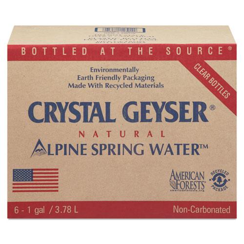 Alpine Spring Water, 1 Gal Bottle, 6/Case, 48 Cases/Pallet. Picture 12