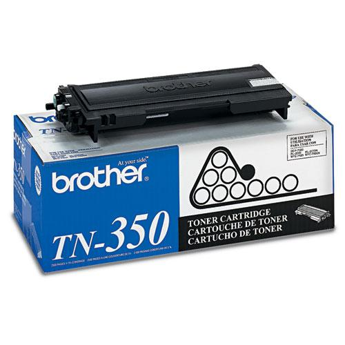TN350 Toner, 2,500 Page-Yield, Black. Picture 2