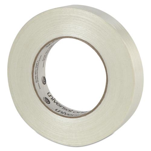 "350# Premium Filament Tape, 3"" Core, 24 mm x 54.8 m, Clear. Picture 4"
