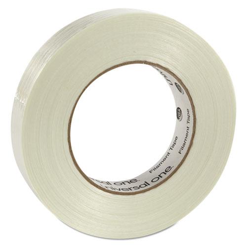 "350# Premium Filament Tape, 3"" Core, 24 mm x 54.8 m, Clear. Picture 2"
