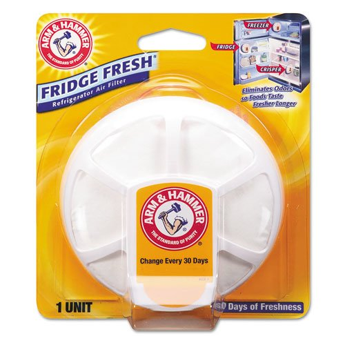 Fridge Fresh Baking Soda, Unscented, 5.5 oz. The main picture.