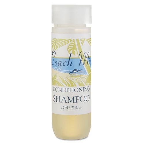 Shampoo, Beach Mist, 0.75 oz Bottle, 288/Carton. Picture 1