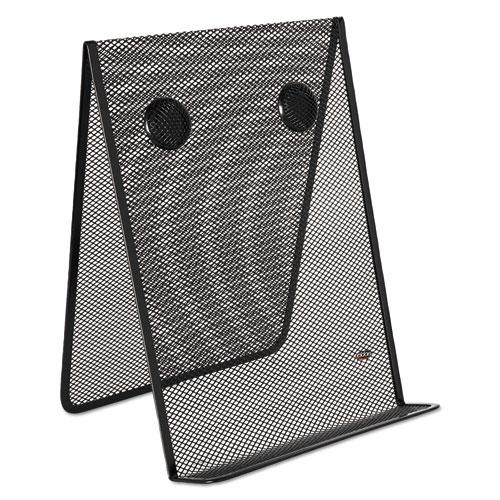 Mesh Document Holder Stainless Steel Black