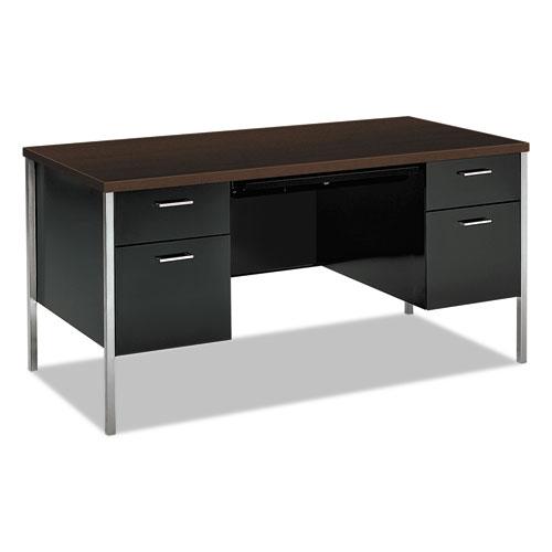 34000 Series Double Pedestal Desk 60w X 30d X 29 1 2h