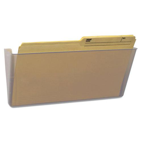 Wall File, Legal, 16 x 7, Single Pocket, Clear. Picture 2