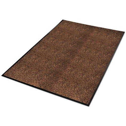 Platinum Series Indoor Wiper Mat, Nylon/Polypropylene, 36 x 120, Brown. Picture 1