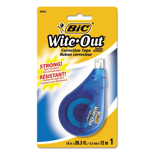 """Wite-Out EZ Correct Correction Tape, Non-Refillable, 1/6"""" x 472"""". Picture 1"""
