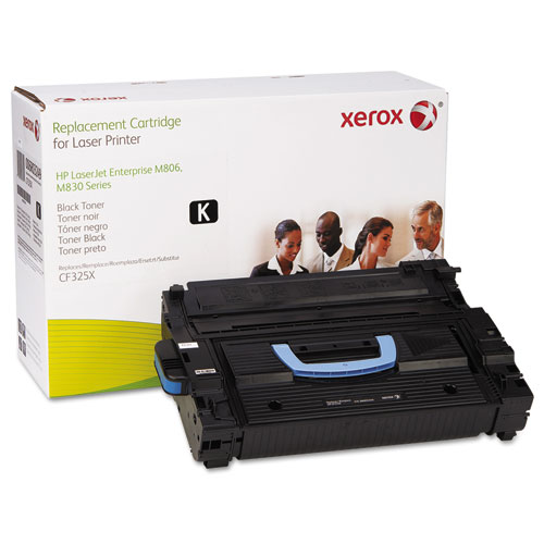 006R03249 Replacement High-Yield Toner for CF325X (25X), Black. Picture 1