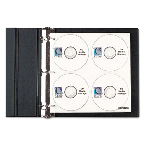 Ring Binder Sleeves For Cds