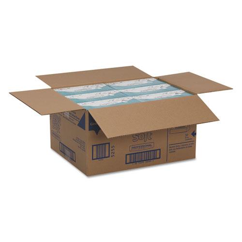 Premium Facial Tissues, 2-Ply, White, 100 Sheets/Flat Box, 30 Boxes/Carton. Picture 2