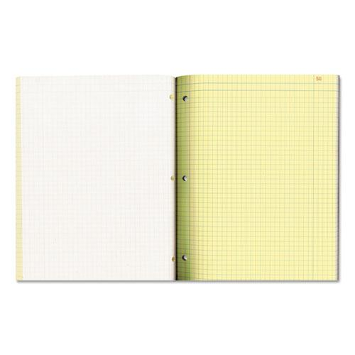 Duplicate Lab Notebook Quadrille Rule 11 X 9 1 4 White