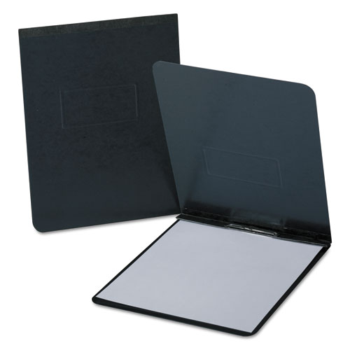 """PressGuard Coated Report Cover, Prong Clip, Letter, 2"""" Capacity, Black. Picture 1"""