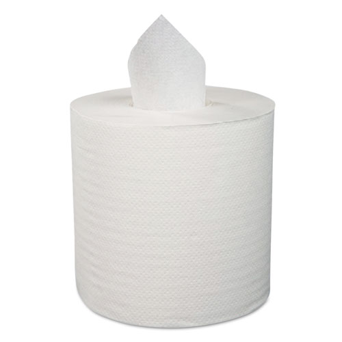 """Center-Pull Roll Towels, 2-Ply, 10""""W, 600/Roll, 6/Carton. Picture 1"""
