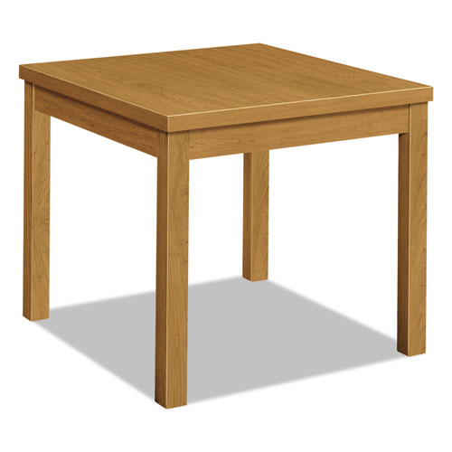 Laminate Occasional Table, Rectangular, 24w x 20d x 20h, Harvest. Picture 1