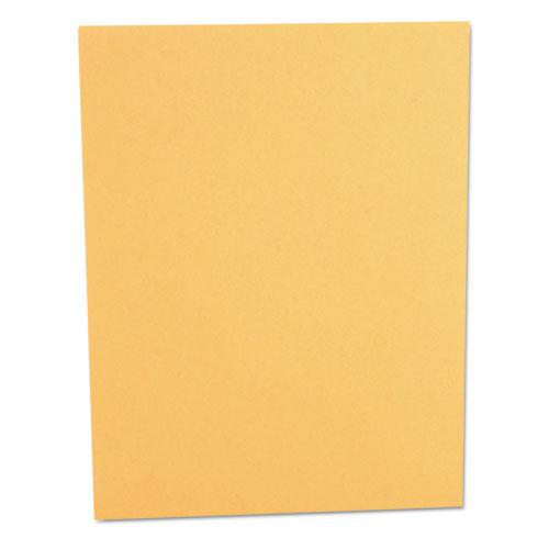 Catalog Envelope, #13 1/2, Squ Flap, Gummed Closure, 10 x 13, Brown Kraft, 250/Box. Picture 2
