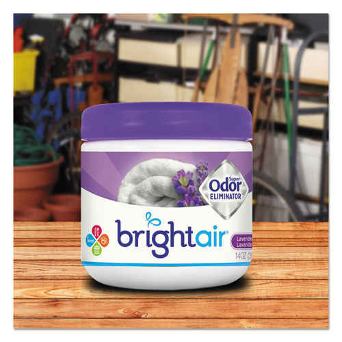 Super Odor Eliminator, Lavender and Fresh Linen, Purple, 14 oz. Picture 4