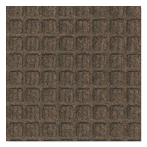 Super-Soaker Wiper Mat with Gripper Bottom, Polypropylene, 36 x 60, Dark Brown. Picture 3