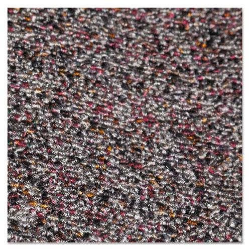 Classic Berber Wiper Mat, Nylon/Olefin, 36 x 120, Gray. Picture 2