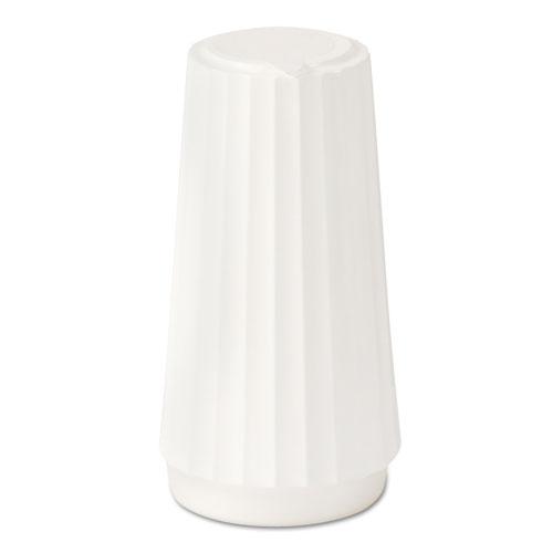 Classic White Disposable Salt Shakers, 4 oz, 48/Carton. Picture 1