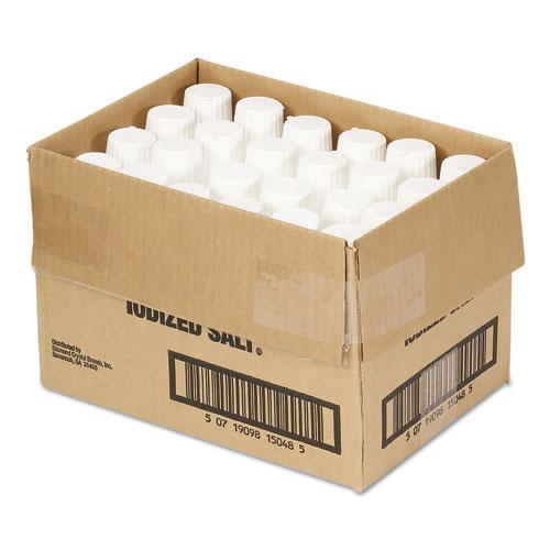Classic White Disposable Salt Shakers, 4 oz, 48/Carton. Picture 3