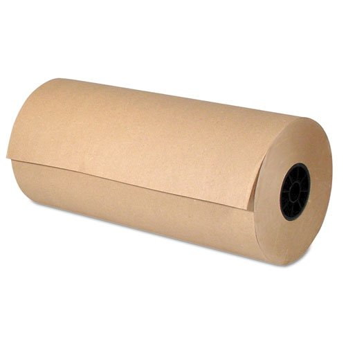 Kraft Paper, 60 in x 612 ft, Brown