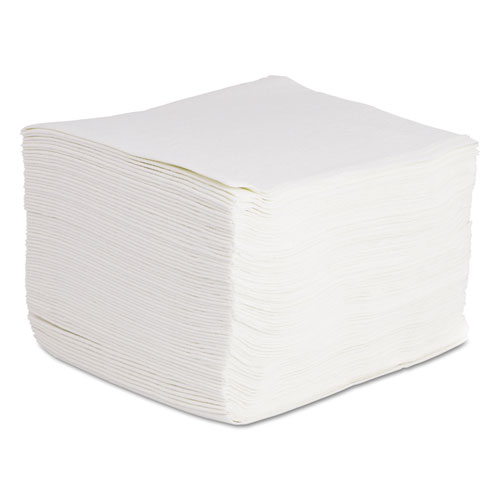 DRC Wipers, White, 12 x 13, 18 Bags of 56, 1008/Carton. Picture 2