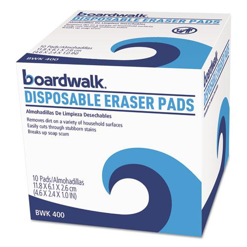 Disposable Eraser Pads, 10/Box. Picture 1