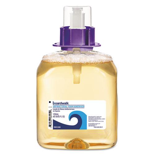 Foam Antibacterial Handwash, Fruity, 1250 mL Refill, 4/Carton. Picture 1
