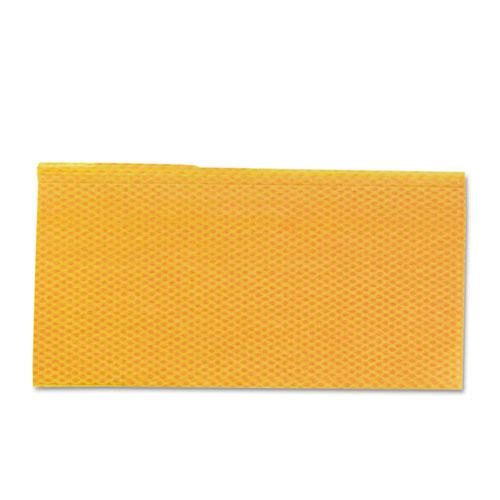Stretch 'n Dust Cloths, 23 1/4 x 24, Orange/Yellow, 20/Bag, 5 Bags/Carton. Picture 1