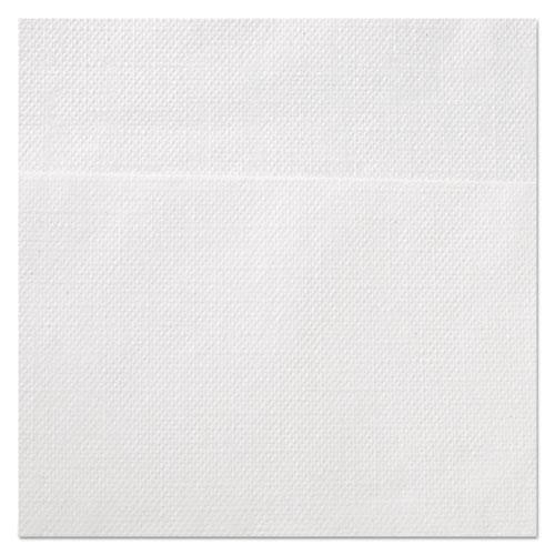 Universal Masterfold Dispenser Napkins, 1-Ply, 13x 12, Bag-Pack, White, 6000/Ct. Picture 6