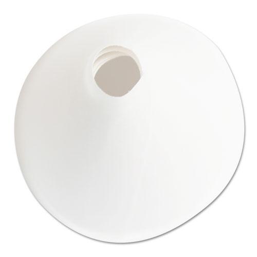 Paper Cone Funnel Cups, 10 oz, White, 1,000/Carton. Picture 2