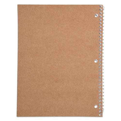 Spiral Notebook, 1 Subject, Wide/Legal Rule, Assorted Color Covers, 10.5 x 7.5, 70 Sheets. Picture 3