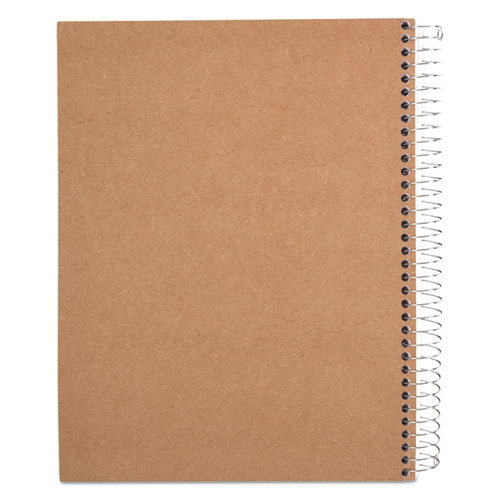Spiral Notebook, 5 Subjects, Medium/College Rule, Assorted Color Covers, 11 x 8, 200 Sheets. Picture 6