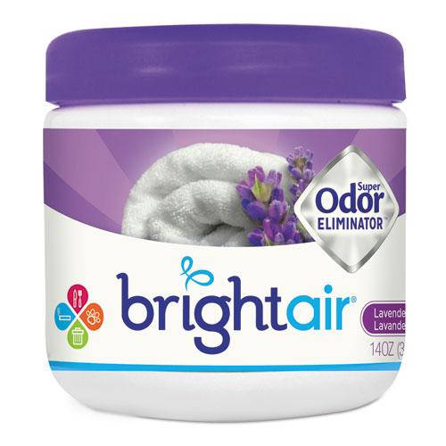 Super Odor Eliminator, Lavender and Fresh Linen, Purple, 14 oz. Picture 1