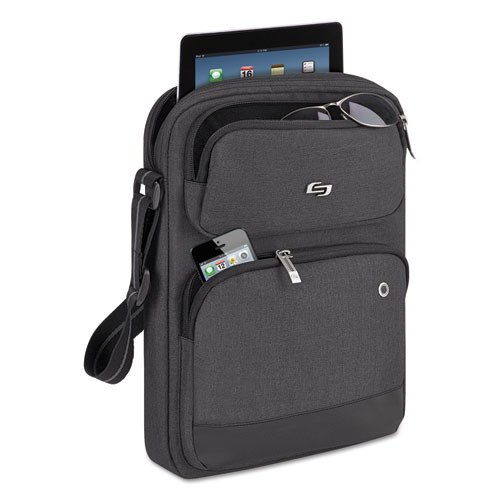 """Urban Universal Tablet Sling for Tablets 8.5"""" up to 11"""", Gray. Picture 2"""