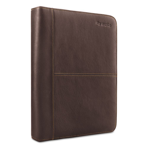 "Premiere Leather Universal Tablet Case, Fits Tablets 8.5"" up to 11"", Espresso. Picture 4"