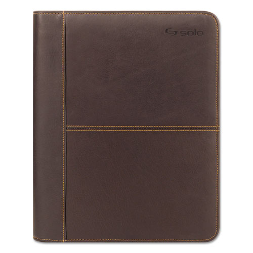 "Premiere Leather Universal Tablet Case, Fits Tablets 8.5"" up to 11"", Espresso. Picture 5"