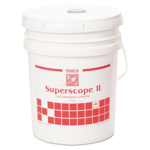 Superscope II Non-Ammoniated Floor Stripper, Liquid, 5 gal Pail. Picture 1