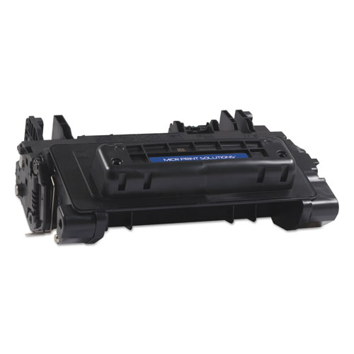 Compatible CF281A(M) (81AM) MICR Toner, 10500 Page-Yield, Black. Picture 1