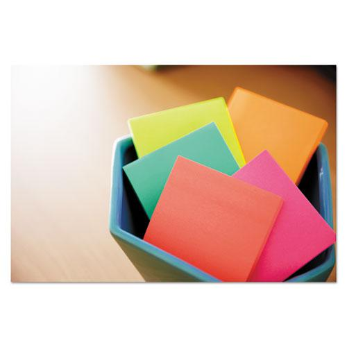 Original Pads in Cape Town Colors, 3 x 3, 100-Sheet, 14/Pack. Picture 4