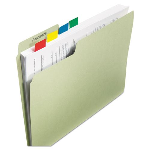 Page Flags in Portable Dispenser, Assorted Primary, 160 Flags/Dispenser. Picture 2