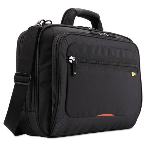 "17"" Checkpoint Friendly Laptop Case, 5 1/2 x 13 1/4 x 18, Black"