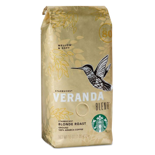 Coffee, Vernanda Blend, Ground, 1lb Bag. Picture 1