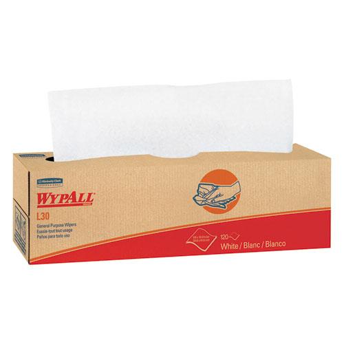 L30 Towels, POP-UP Box, 9 4/5 x 16 2/5, 100/Box, 8 Boxes/Carton. Picture 1