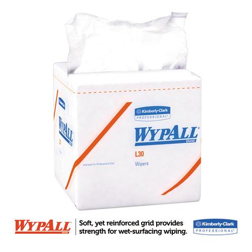 L30 Towels, Quarter Fold, 12 1/2 x 12, 90/Polypack, 12 Polypacks/Carton. Picture 6