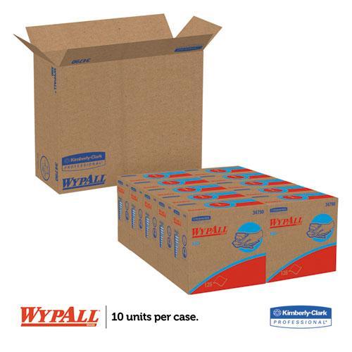 X60 Cloths, POP-UP Box, White, 9 1/8 x 16 7/8, 126/Box, 10 Boxes/Carton. Picture 6
