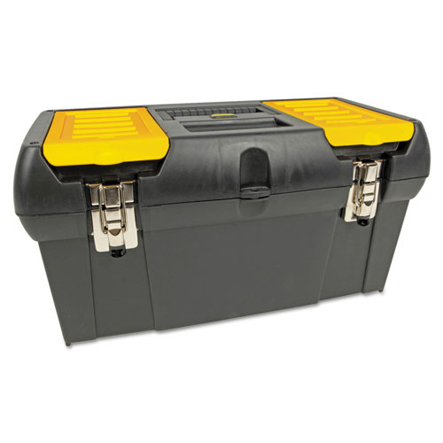 Series 2000 Toolbox w/Tray, Two Lid Compartments. Picture 1