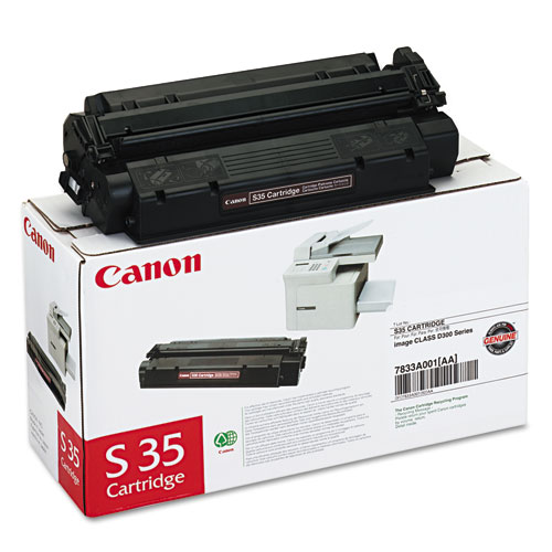 7833A001 (S35) Toner, 3500 Page-Yield, Black. Picture 1