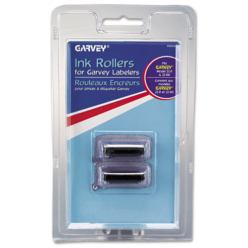 090660 Compatible Ink Roller, Black. Picture 1